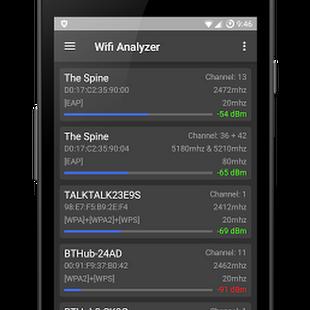 WiFi Analyzer GOLD v1.4.8 APK [Latest]