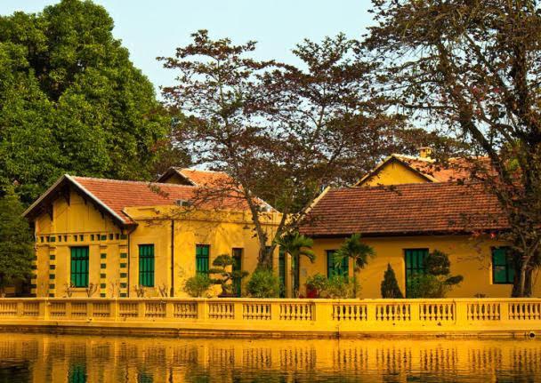 Residência de Ho Chi Minh