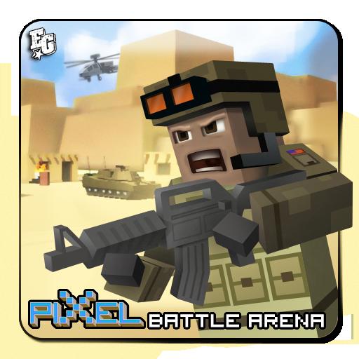 Pixel Battle Arena Multiplayer 動作 App LOGO-硬是要APP