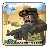 Pixel Battle Arena Multiplayer