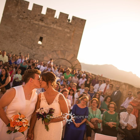 Wedding photographer Claudia Ropero (claudiaropero). Photo of 14.10.2016