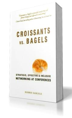 Croissants vs. Bagels book cover