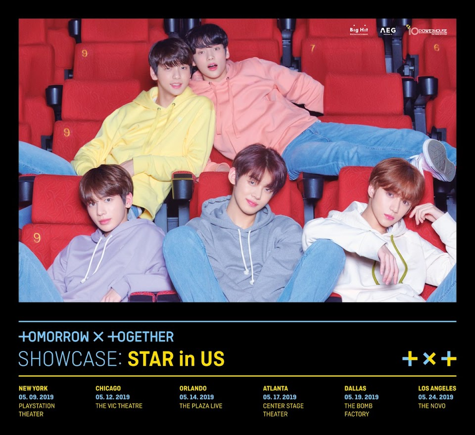txt us showcase tour 1