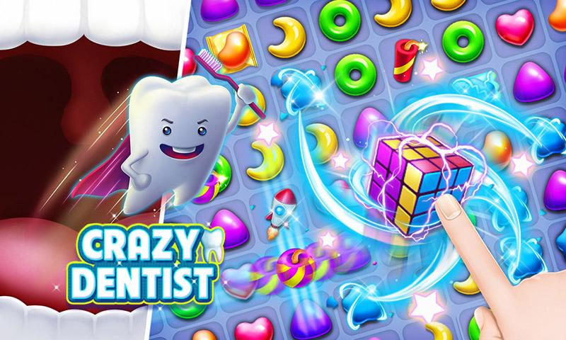 Screenshots of Crazy Dentist - Fun games for iPhone