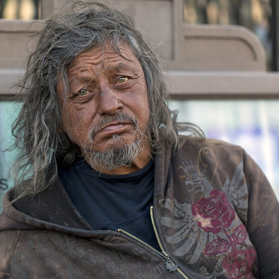 Homeless  by John CHIMON - People Street & Candids ( pwcemotions )