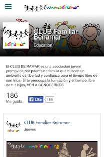 ClubBeiramar- screenshot thumbnail