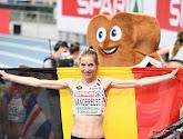 Elise Vanderelst toont opnieuw haar klasse op de 1.500 meter en breekt Belgisch record van 19 jaar oud