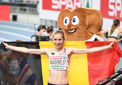 Elise Vanderelst gaat niet naar de finale op 1.500 meter