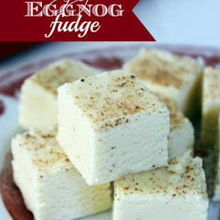 Eggnog Fudge Recipe – A Christmas Classic