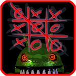 Scary Tic Tac Toe: Logic game for 2 players Icon