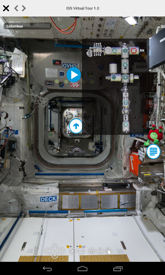 ISS Tracker - Android Apps on Google Play
