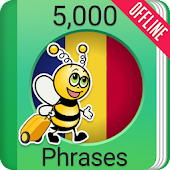 Learn Romanian - 5000 Phrases