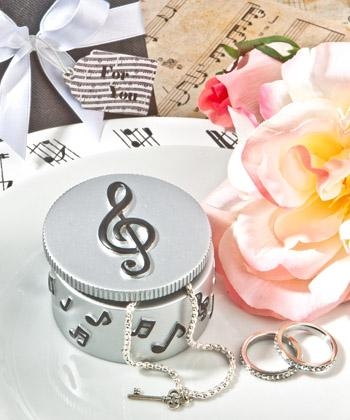 Music Note Trinket Box from Hotref.com