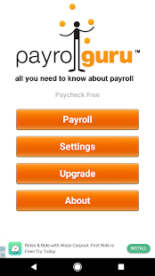 Paycheck Free- screenshot thumbnail