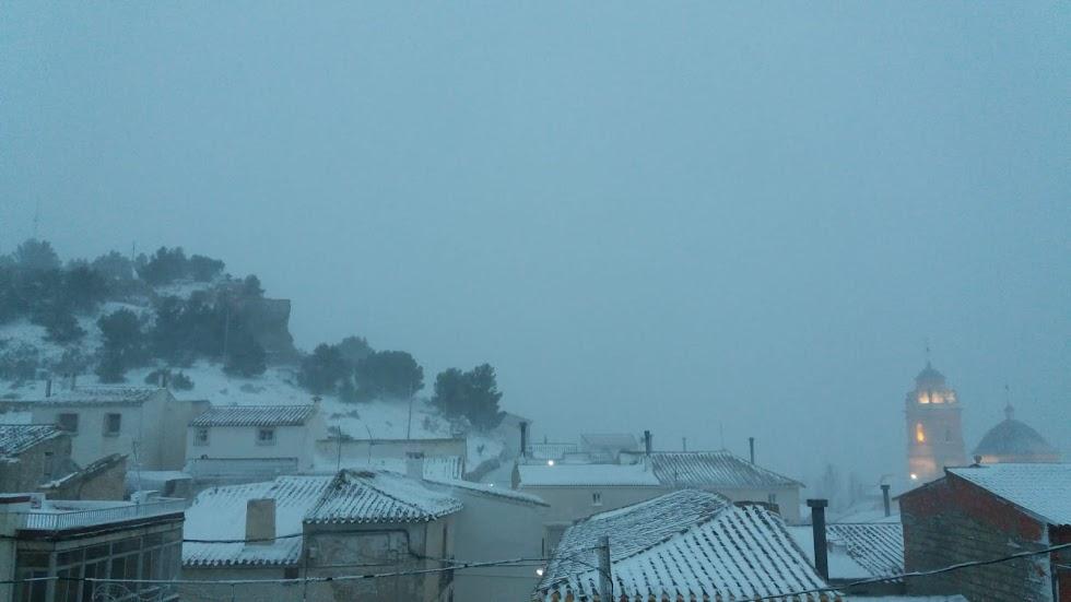 Imagen del municipio de Oria.