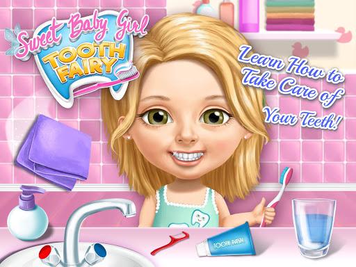 Sweet Baby Girl Tooth Fairy 1.0.115 screenshots 16