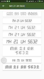 Number Plate Maker - náhled