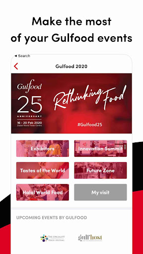 Gulfood Events Apk 1