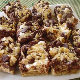 Rocky Road S'mores Bars.