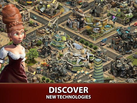 Forge Of Empires APK screenshot thumbnail 11