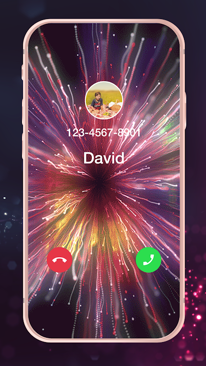 Effect Call Screen: Phone Screen Themes Effects – (Android