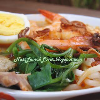 Penang Hokkian Mee/Prawn Mee, simply delicious !!