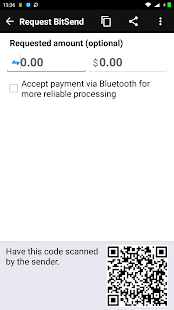 BitSend Wallet- screenshot thumbnail