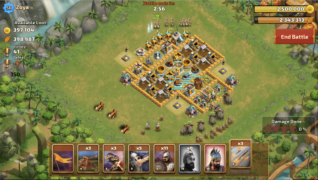 Baahubali: The Game (Official)- screenshot