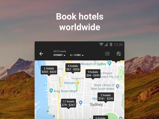 Hotels and Flights  screenshots 4