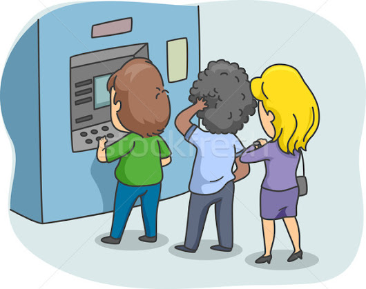ATMs Easy Target for Hackers