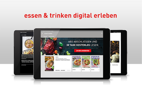 ESSEN & TRINKEN Food-Magazin- screenshot thumbnail