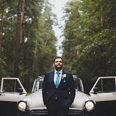 Wedding photographer Alina Kamenskikh (AlinaKam). Photo of 31.08.2013