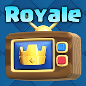 RoyaleTube for Clash Royale, CoC, Brawl Stars