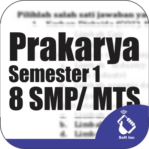 Kelas 8 SMP / MTS Mapel Prakarya Semester 1