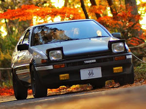 スプリンタートレノ AE86 昭和59年  GT-APEXのカスタム事例画像 keroyosoさんの2020年11月30日21:58の投稿