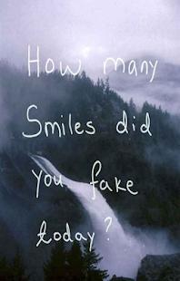 Sad Quotes Wallpaper HD