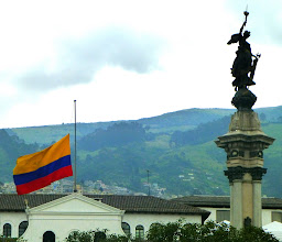 Photo: Flag at half-mast in honor of Hugo Chavez
