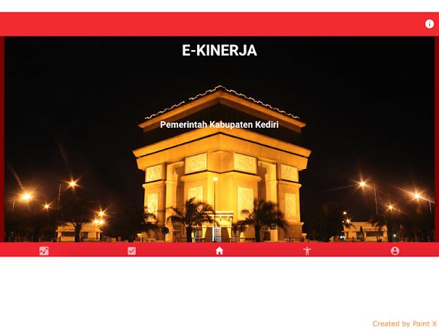 EKinerja Kabupaten Kediri Screenshot