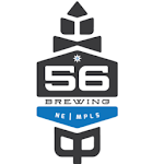 Logo of 56 Brewing Raspberry Berliner Weisse