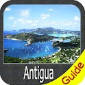 Antigua - GPS Map Navigator icon