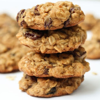 Chocolate Cherry Oatmeal Cookies Recipes