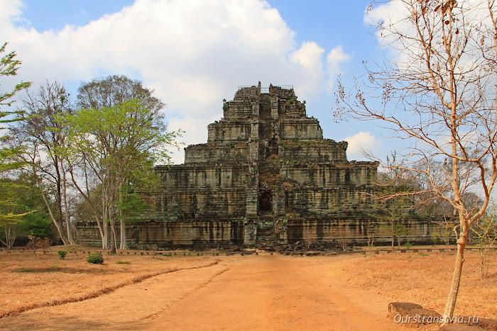 Сием Рип, дальние храмы
