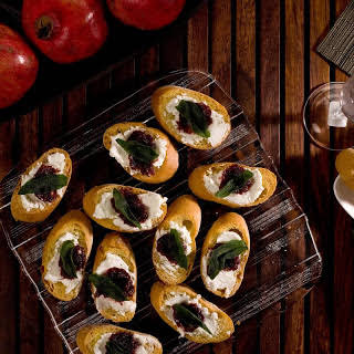 Goat Cheese And Fig Jam Appetizer Recipes.