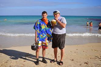 Photo: Теплое кокосовое молоко я пил зря. Хорошо, что имодиум уже изобрели.