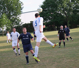 Photo: 10/05/11 v Priors (St Edmundsbury League Div 1) 3-1 - contributed by Martin Wray