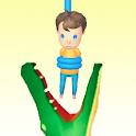 Cut Rope - Rescue Boy puzzle icon