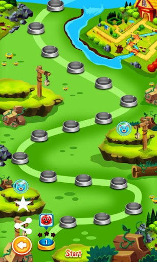 Bubble Shooter : Save The Birds android2mod screenshots 2