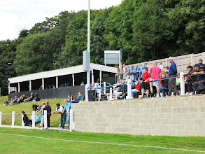 Photo: 07/09/13 v Sandhurst Town (FA Vase First Qualifying Round) 3-1 - contributed by Leon Gladwell