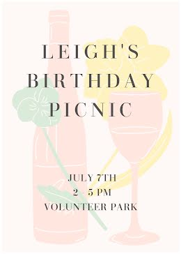 Leigh's 27th Birthday - Birthday item