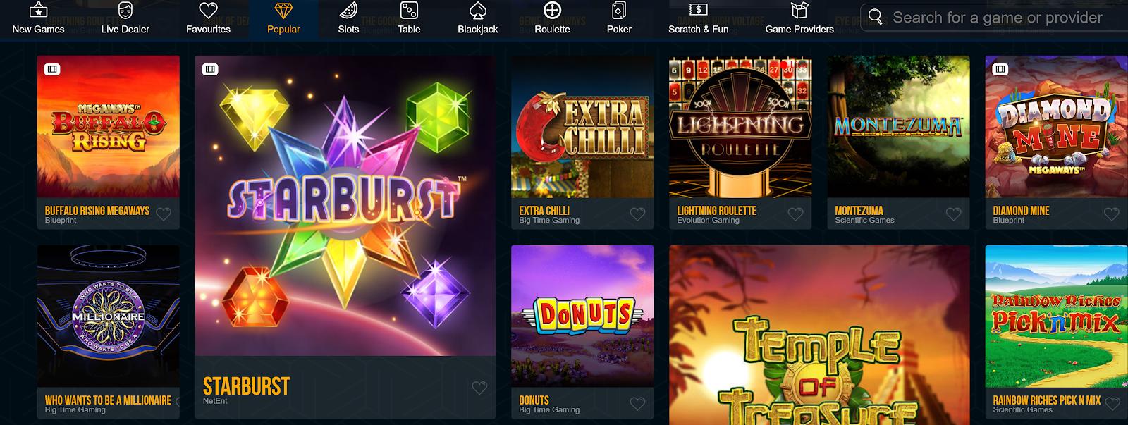 Dream Vegas Casino is a top-rated slot bonus site